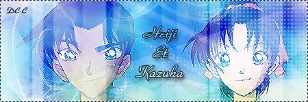 Heiji & Kazuha