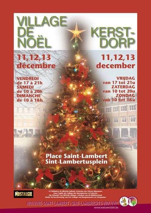 Wolu1200 : N'oubliez pas le village de Noël