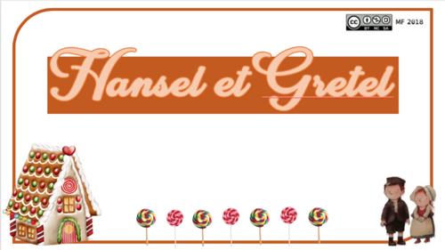 Hansel et Gretel dossier d'ctivtés pour la maternelle