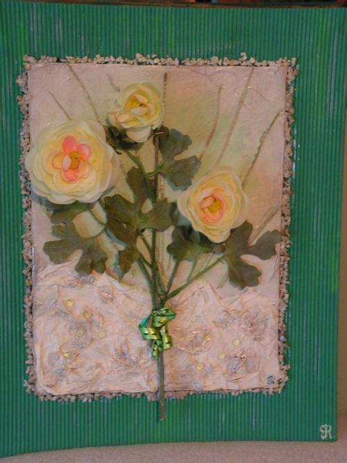 un petit bouquet