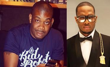 *Label de musique nigérian : Mo' Hits Records (D'banj & Don Jazzy)