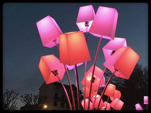 Illuminations dans Biarritz !