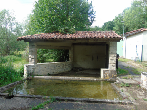 Charente - Vieux-Ruffec