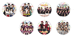 Collaboration du Hello!Project et de HMV