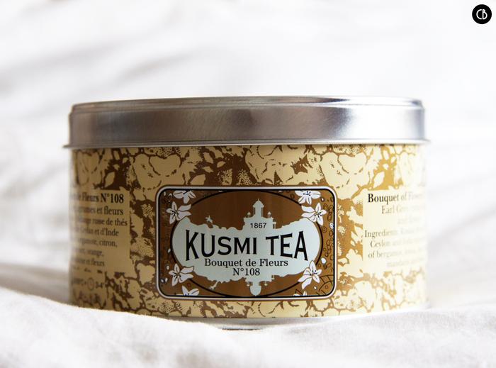 Kusmi Tea, mon amour + Liste des revendeurs