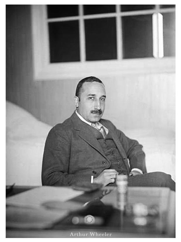 Arthur Wheeler 1925 EMAK BAKIA MAN RAY