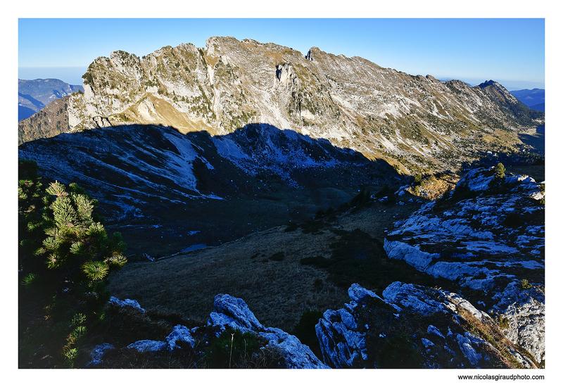 Réserve des Hauts de Chartreuse: de Bellefont aux Lances de Malissard