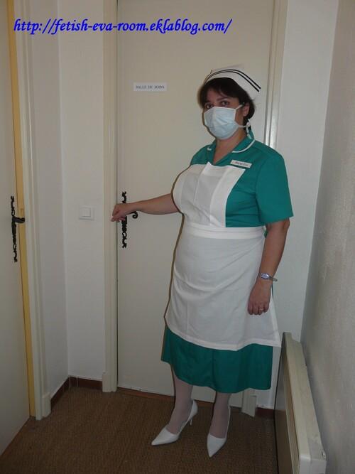 Direction la salle de soins