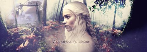 Les contes de Grimm | Bannière pour forum