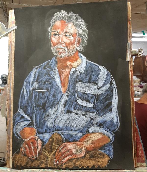 Dimanche - Portrait d'un artiste, suite et fin.