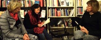 Des rencontres en libairies avec Mireille Disdero