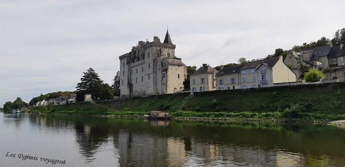 Petit tour sur la Loire 2/ .. Montsoreau