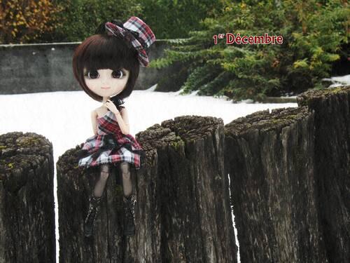 Par Mariko - Bientôt Décembre !