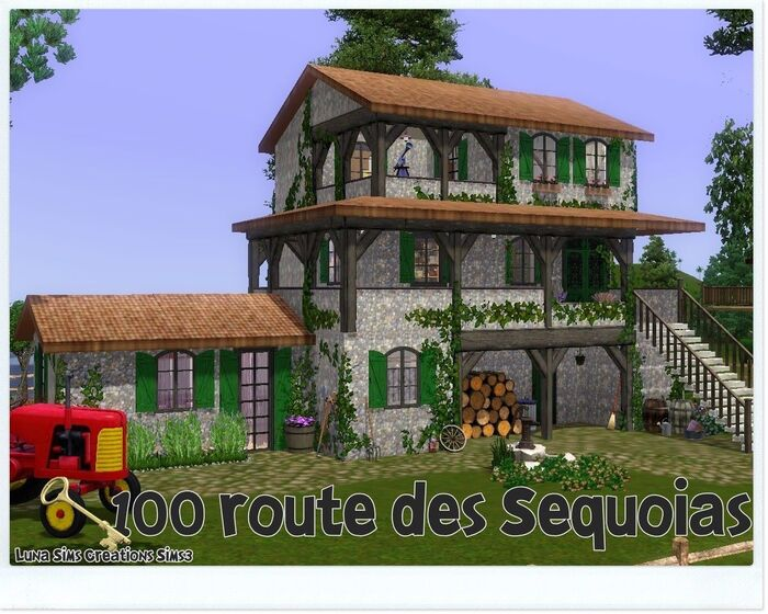 100 route des Séquoïas