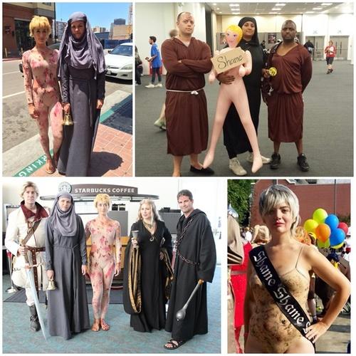 Les nouveaux cosplays GOT saison 5 (SPOILERS)