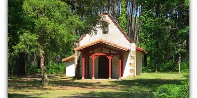 Chapelle de Maa - 40 Landes