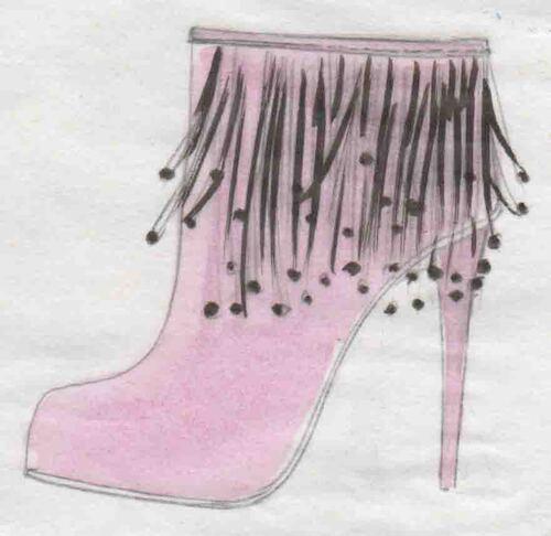 chaussures, souliers, talons, sandales, derbies, bottines