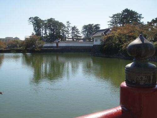 Le château d'Odawara