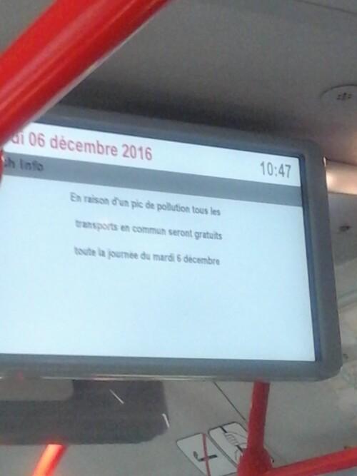 Les galères des transports en communs Parisiens