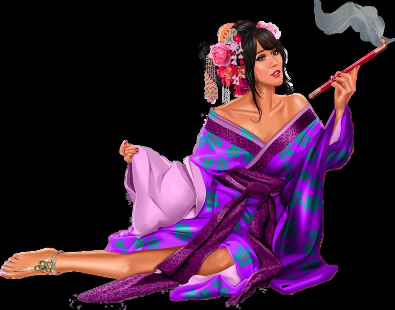 Tubes femmes Asia