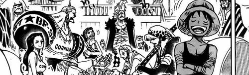 Hypothèses pour le chapitre 802 de One Piece