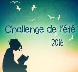 Challenge de l'été 2016 !
