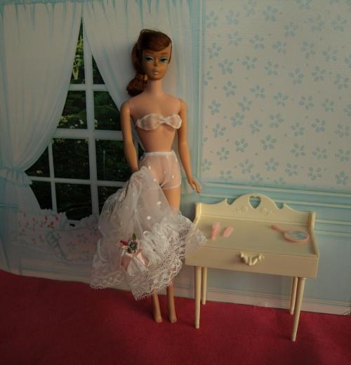 Barbie vintage : Ruffles 'n Lace