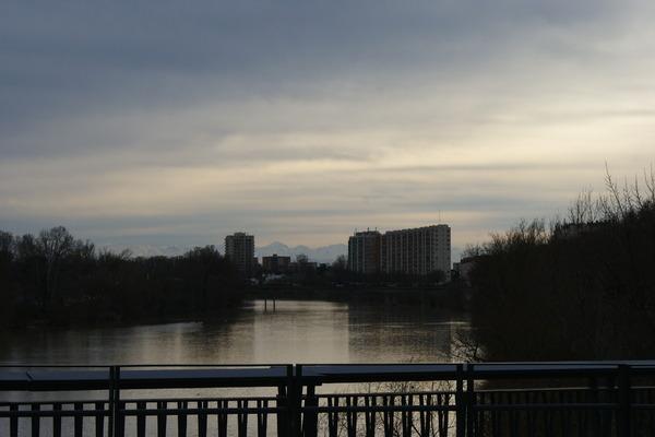 La Garonne se calme