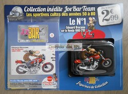 N° 1 collection Joe Bar Team - 50's / 80's : les motos cultes