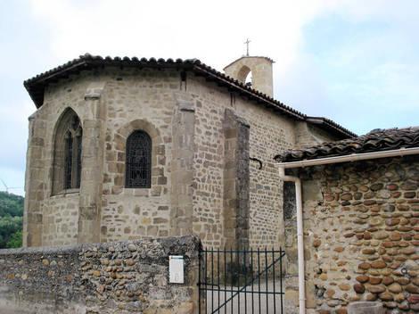 St Philibert d%27Albon chapelle