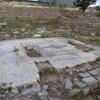 PAROS: ruines de la période héllénistique