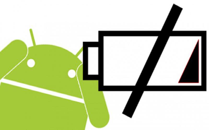 smartphone decharge complete