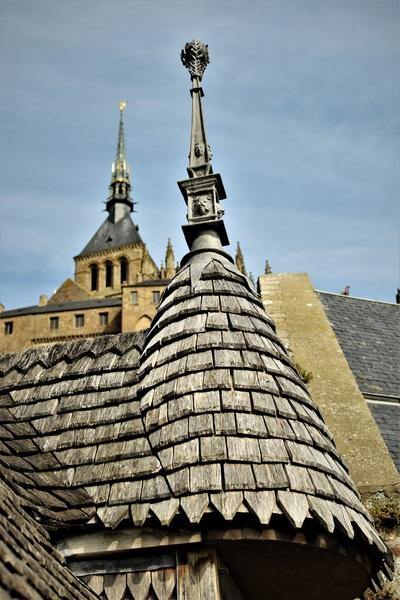 2017.08.07 Mont St-Michel (Département de la Manche)