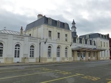 Gare SNCF Mers-les-Bains - Le Tréport