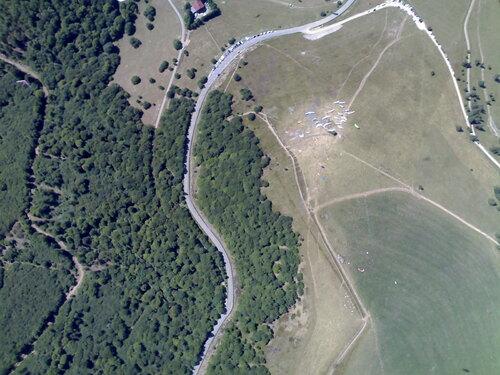 Séance diapo d'une virée dans les Vosges