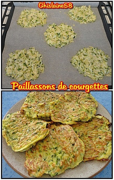 paillasson courgette