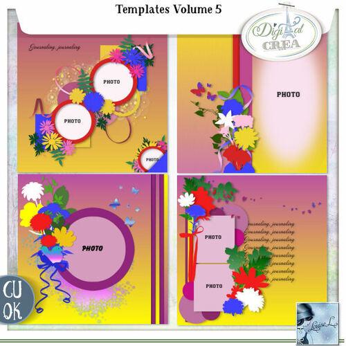 Templates Volume 5