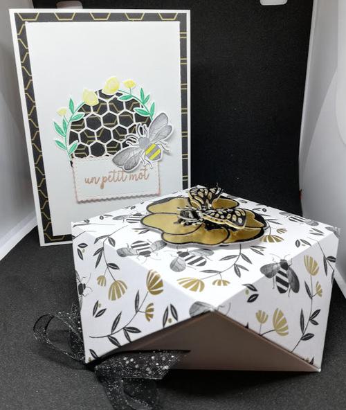 atelier chez Elodie : les cadeaux...