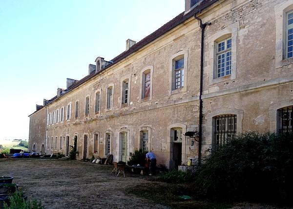 L'abbaye Saint-Jean de Réome de Moutiers Saint Jean