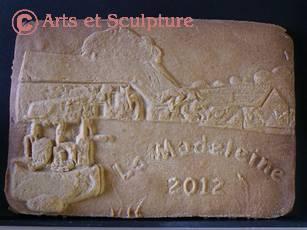 speculoos maison personnalisé - Arts et Sculpture: sculpteur à façon