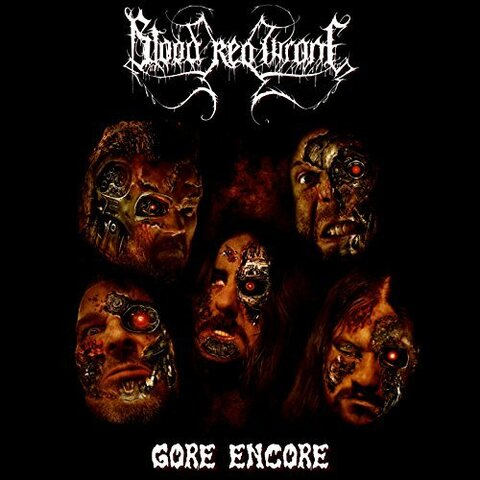 "BLOOD RED THRONE - Le nouveau single ""Gore Encore"" disponible ; Clip"