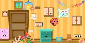 Jouer à Genie Toy room escape