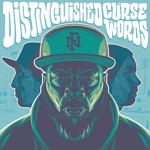 Frank Nitt - Distinguished Curse Words (2017) [Hip Hop]