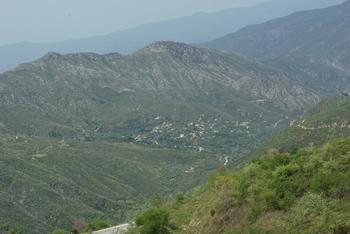 De Kalamata à Mystras