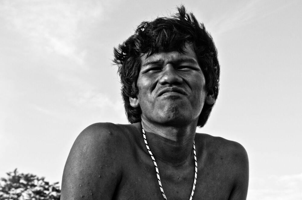 10 portraits puissants d'autochtones en Amazonie