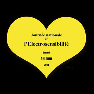 1ère Journée internationale de l'électrosensibilité 16 juin 2018