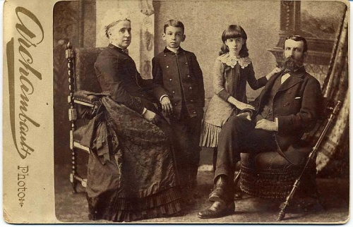 Famille de 1883