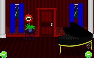 Jouer à Haunted house escape