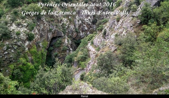 Pyrénées Orientales, Aout 2016