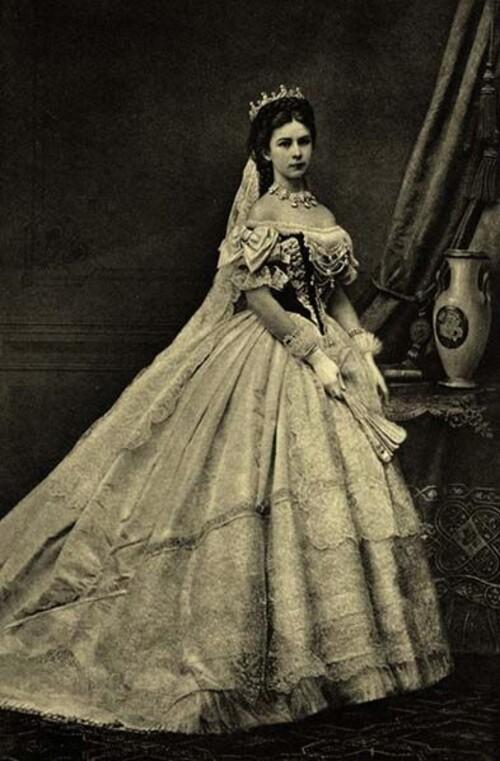 ELISABETH D'AUTRICHE (SISSI) (4)